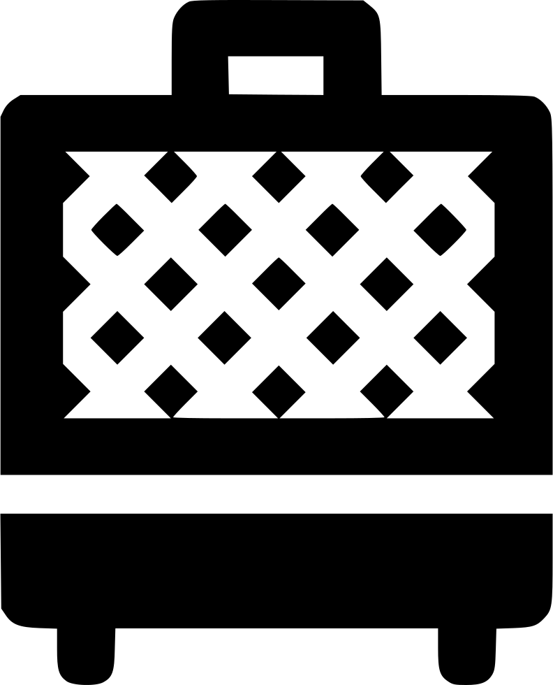 Iron png icon free. Waffle clipart svg