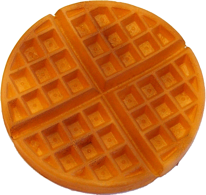 Waffle clipart transparent background. Png images free download
