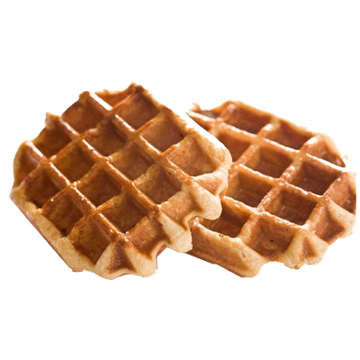 Butter waffles png stickpng. Waffle clipart transparent background