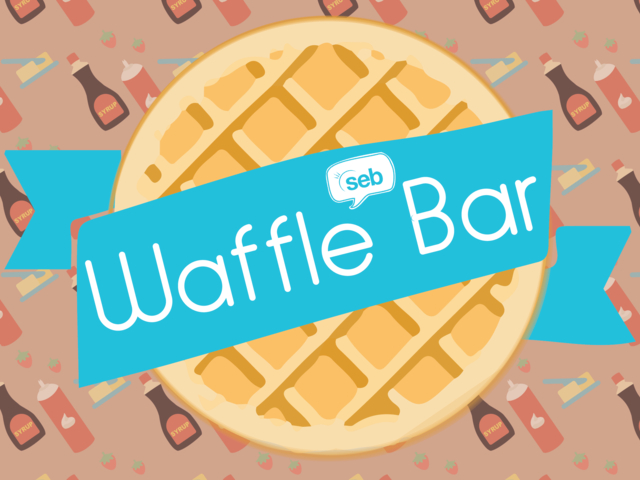 Umbc seb craft student. Waffle clipart waffle bar
