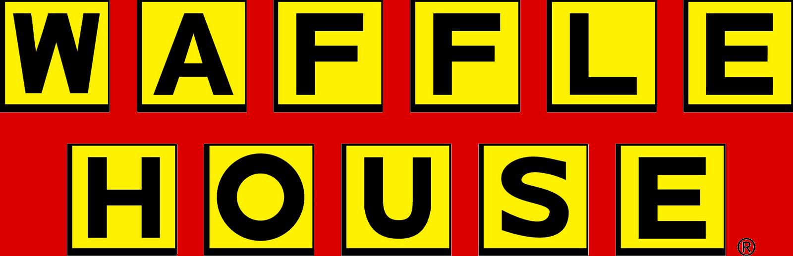 Waffle clipart waffle bar. House good food fast