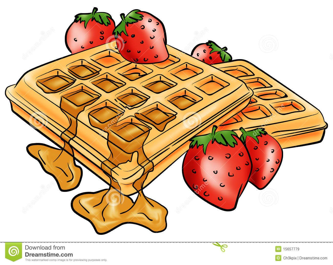 Waffle clipart waffle bar. Pictures of waffles use