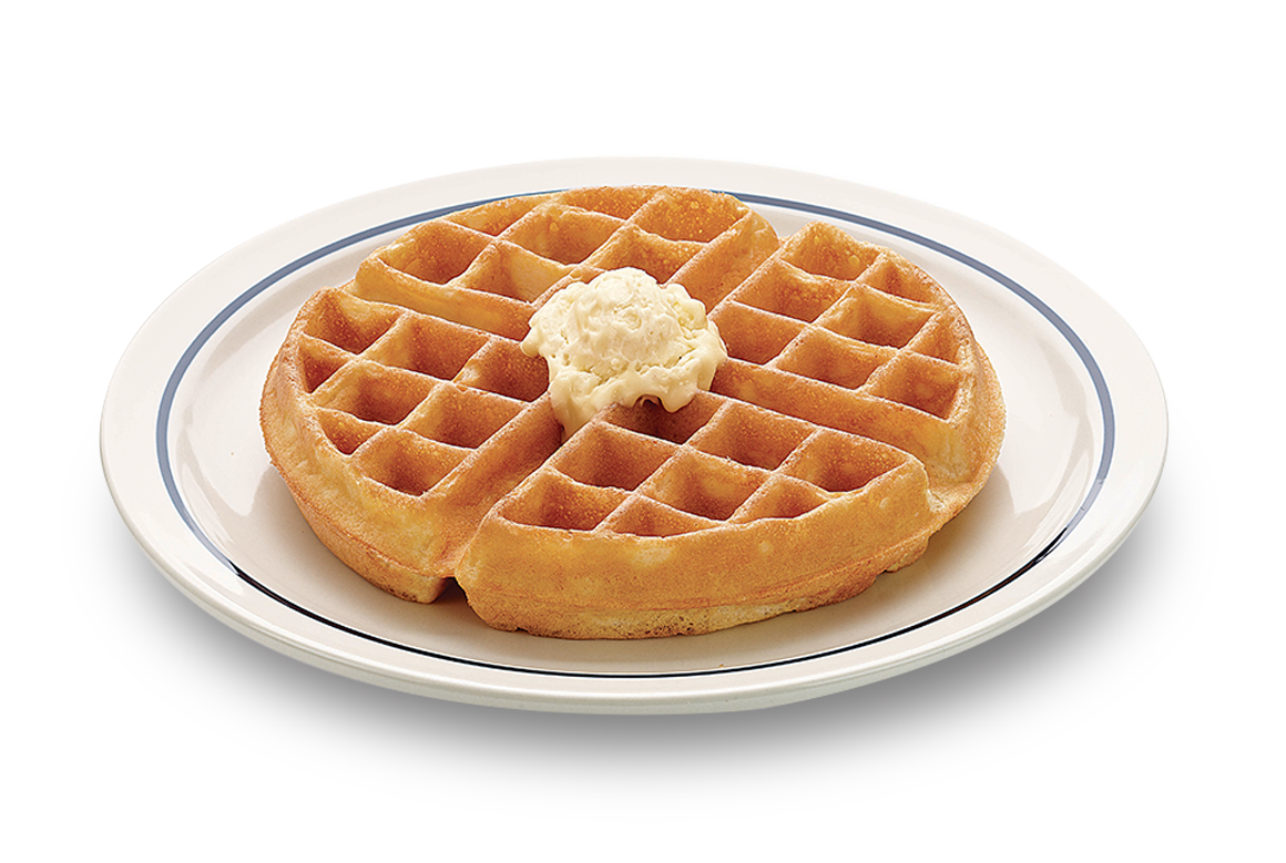 Curbside go griddle faves. Waffle clipart waffle fry