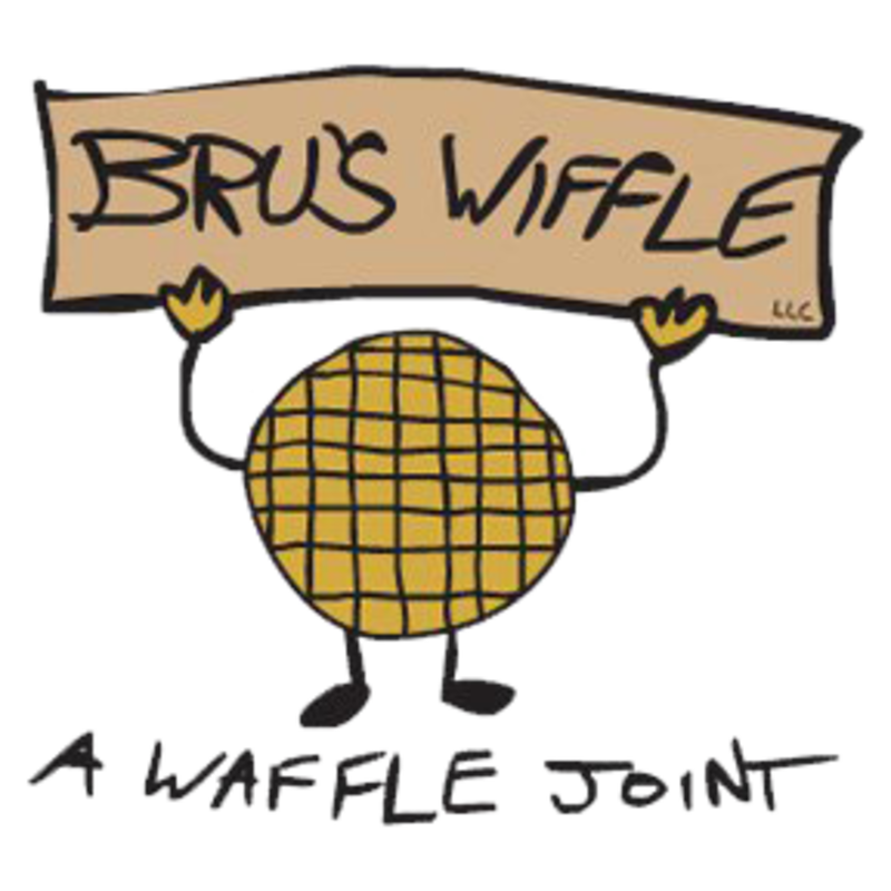 Bru s wiffle a. Waffle clipart waffle stack
