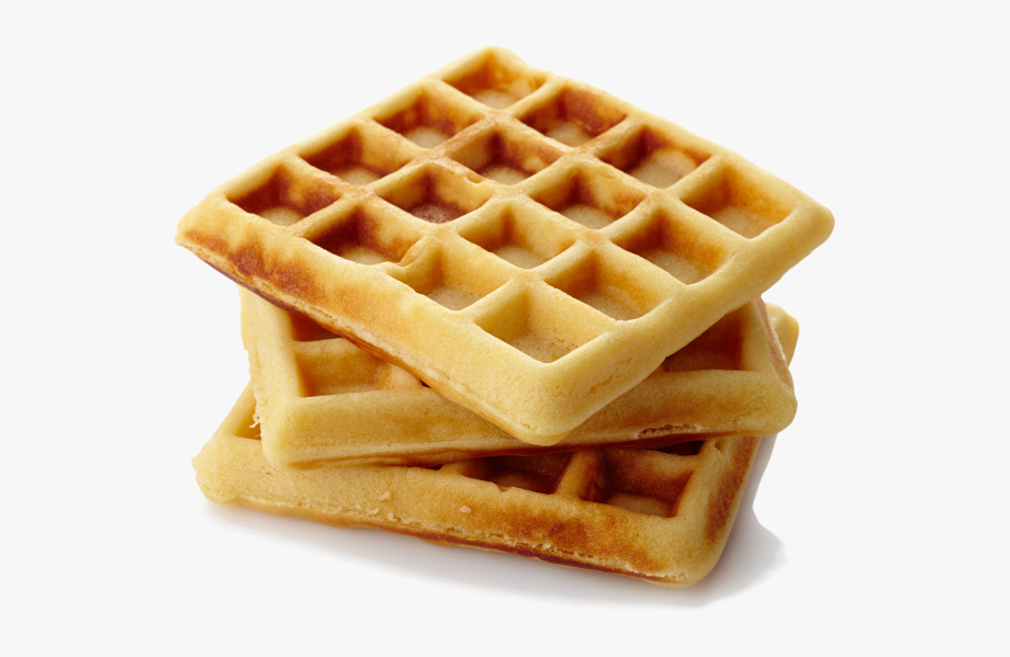 Waffle clipart waffle stack. Frames illustrations waffles png