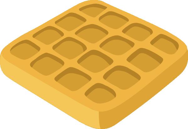 Waffle clipart wafle. Waffles clip art at