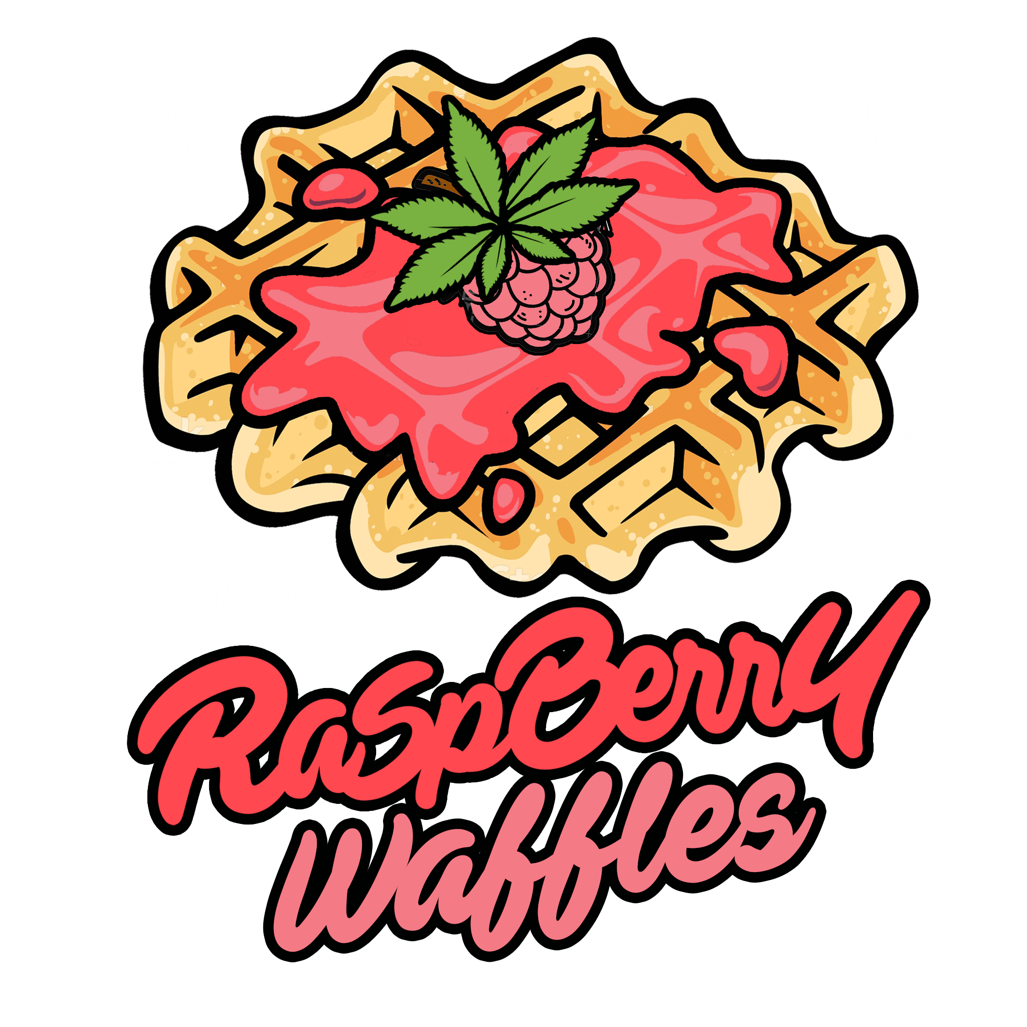 Medicinal cannabis seeds simply. Waffle clipart wafle