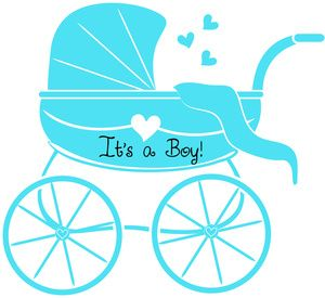 Wagon clipart baby. Boy image shower graphic