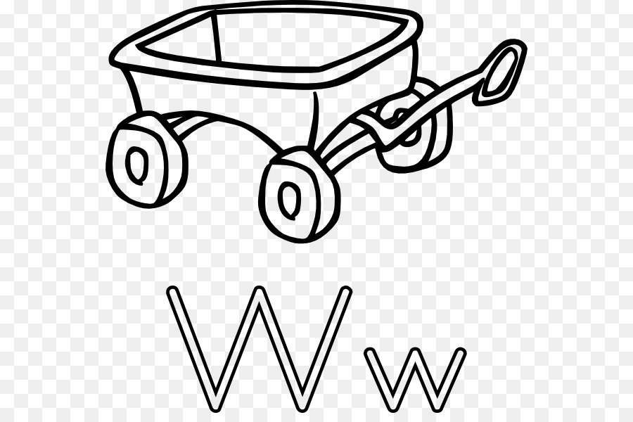 Wagon clipart black and white. Station