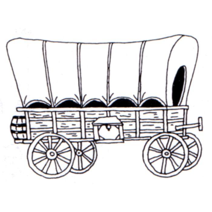 Wagon clipart buckboard wagon. Free western cliparts download