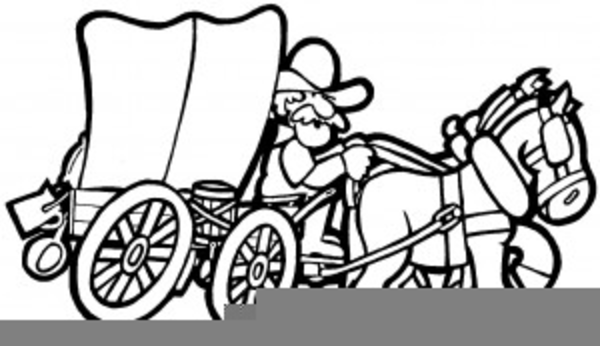 Wagon clipart chuck wagon. Free images at clker