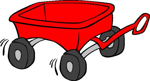 Wagon clipart clip art.  clipartlook