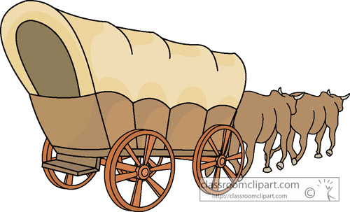 Wagon clipart conestoga wagon. Download free png covered