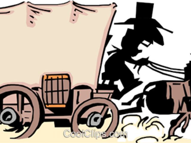 Covered x carwad net. Wagon clipart coverd