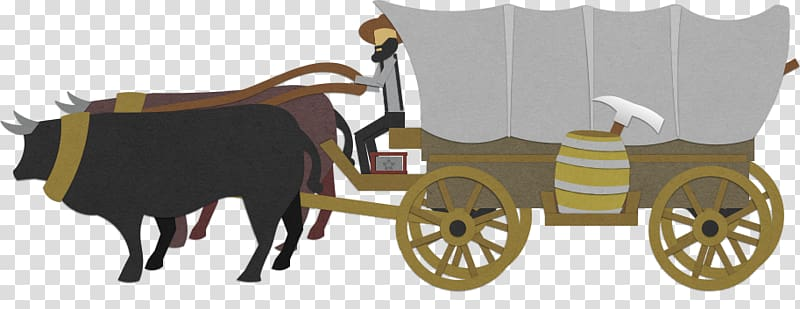 Wagon clipart cow. Chariot horse harnesses cattle