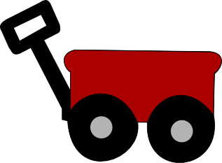 Wagon clipart cute. Free download best on