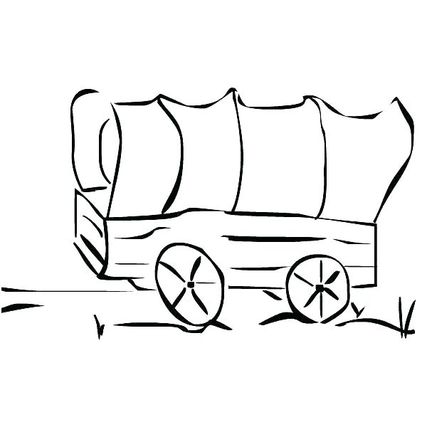 Drawing free download best. Wagon clipart easy draw