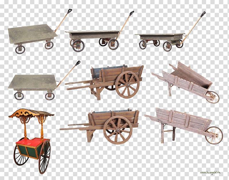 Wagon clipart hand cart. Truck telega others transparent