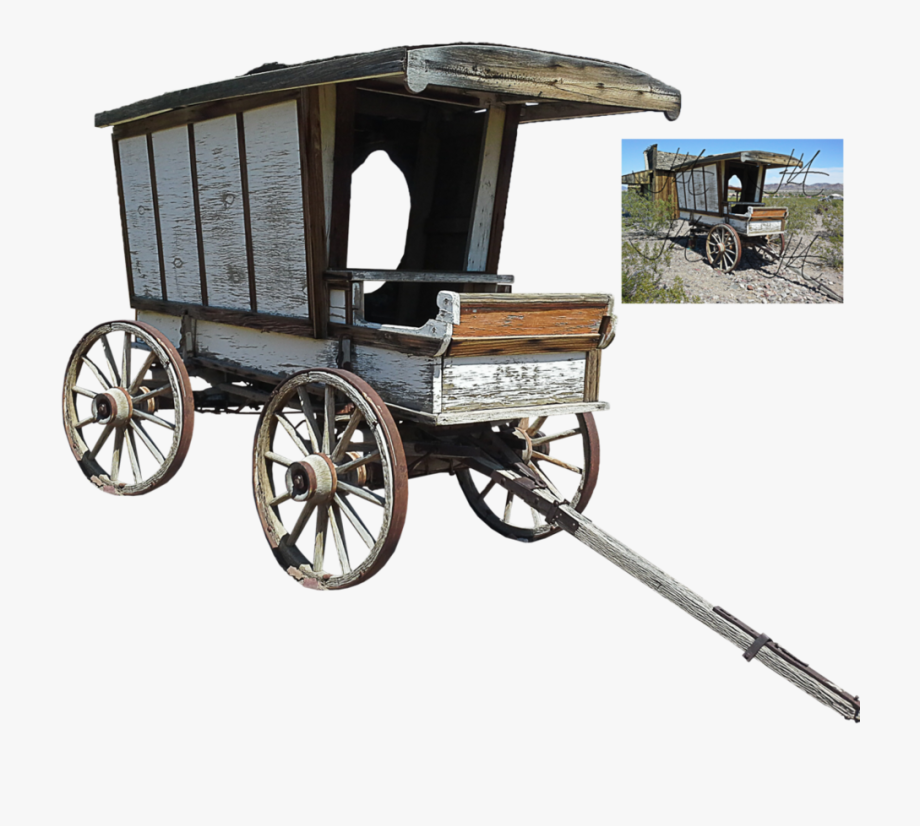Wagon clipart old time. West angled png s
