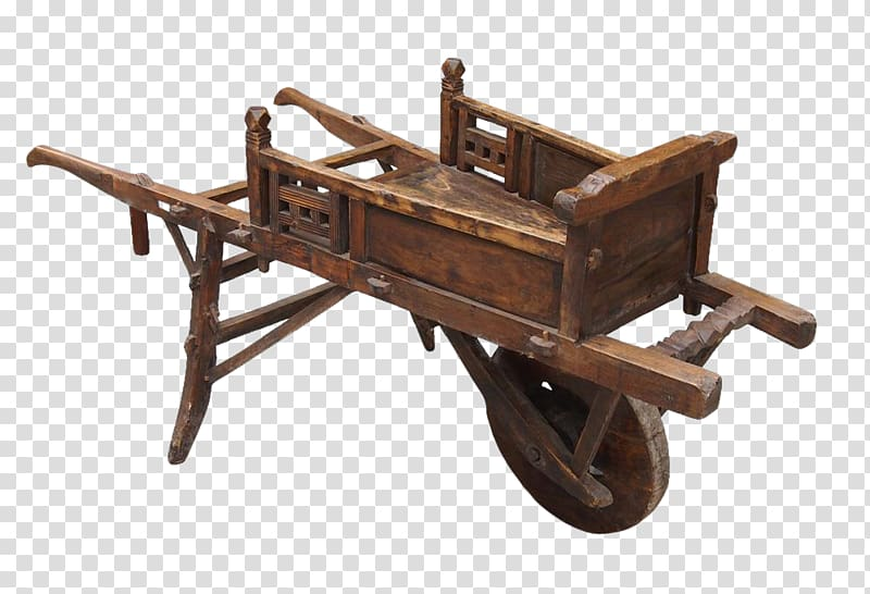 Wagon clipart oxcart. Wheelbarrow hand truck ox
