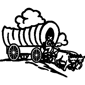 Free settlers cliparts download. Wagon clipart settler