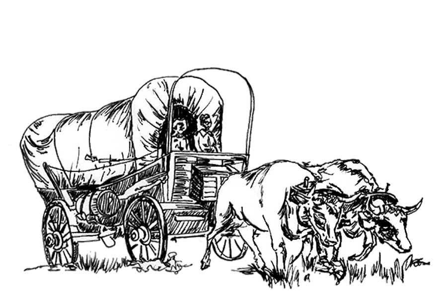 Wagon clipart sketch.  collection of train