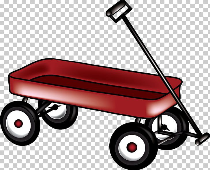 Covered radio flyer png. Wagon clipart toy wagon