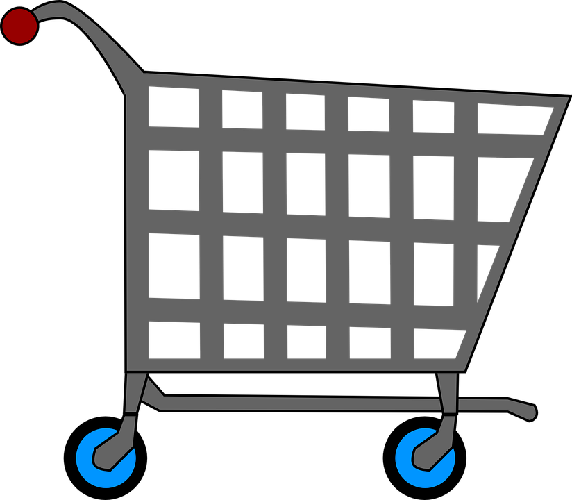 Wagon clipart toy wagon. Grocery cart shop of