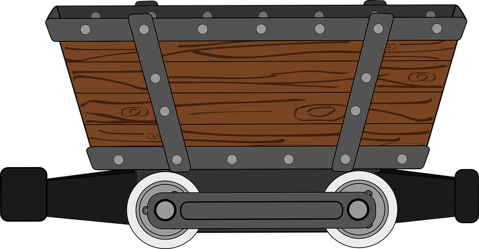 Wagon clipart transparent. Png image with background