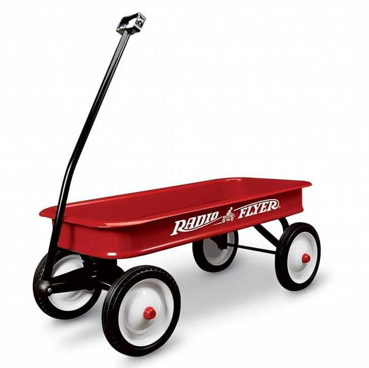 Wagon clipart wagon radio flyer. Toy kmart png cart