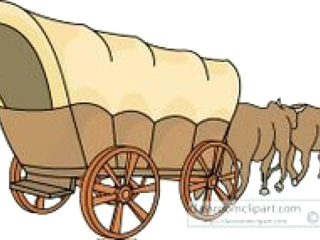 Artsoznanie com . Wagon clipart wagon train