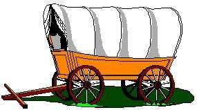Covered cliparts free download. Wagon clipart westward movement