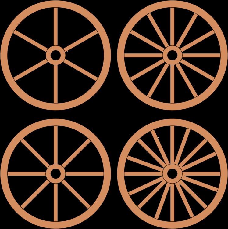 Angle spoke png royalty. Wagon clipart wheel cart