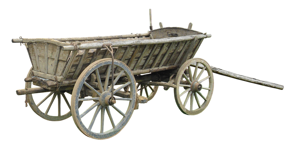 Wagon clipart yellow. Cart wooden free collection