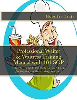 Waitress clipart hospitality service. Amazon com professional waiter