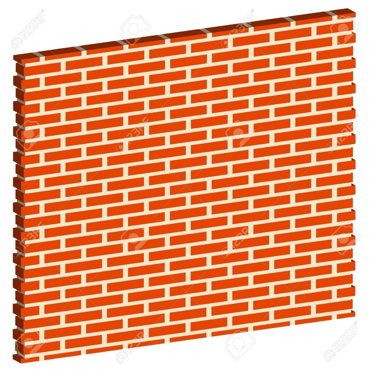 Wall clipart. Photos of d brick