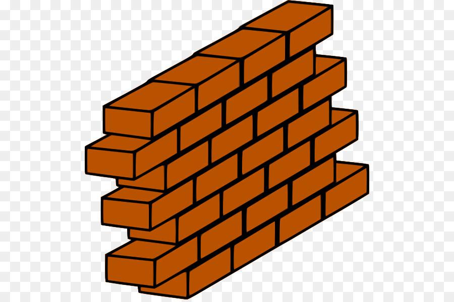 Stone brick clip art. Wall clipart