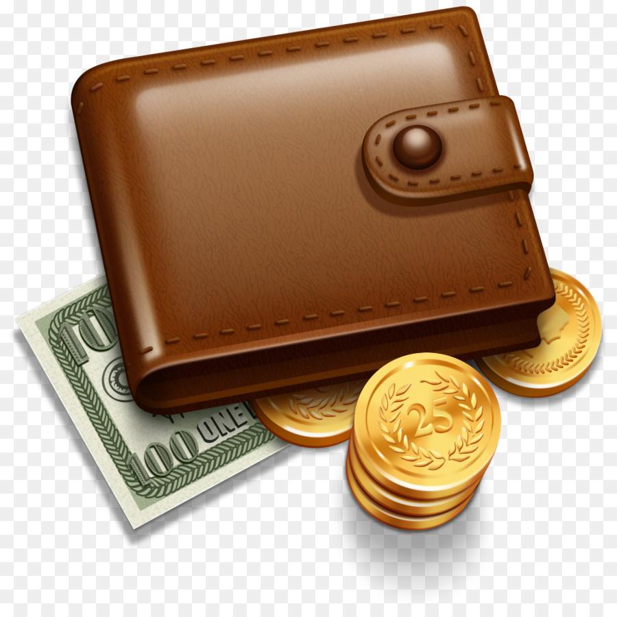 Money bag clip art. Wallet clipart