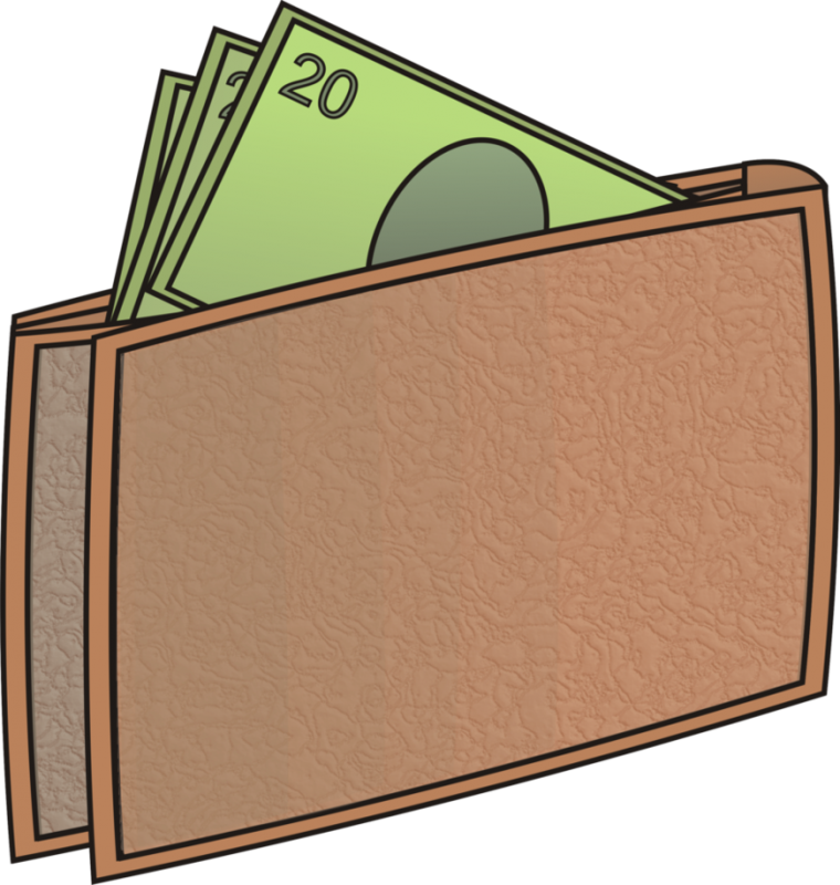 Thomas j scully iii. Wallet clipart