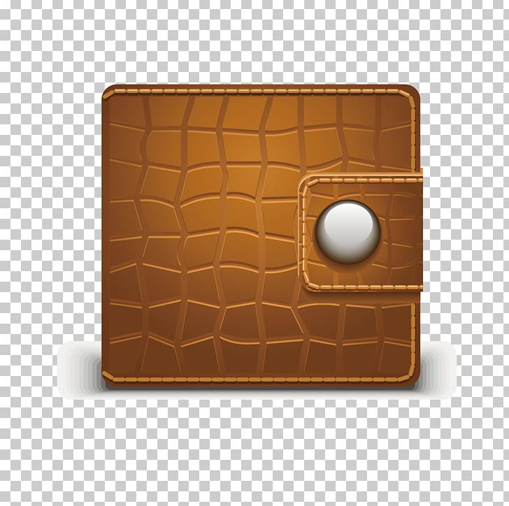 Square png clothing empty. Wallet clipart brown