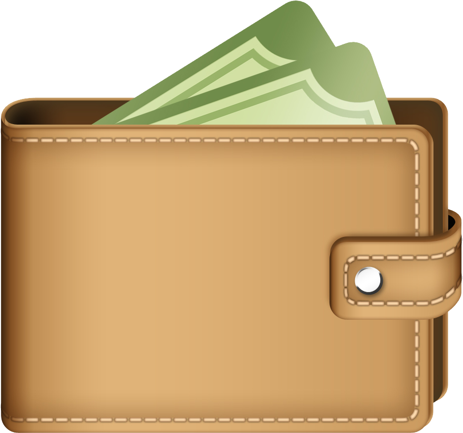 Wallet clipart digital.  collection of png