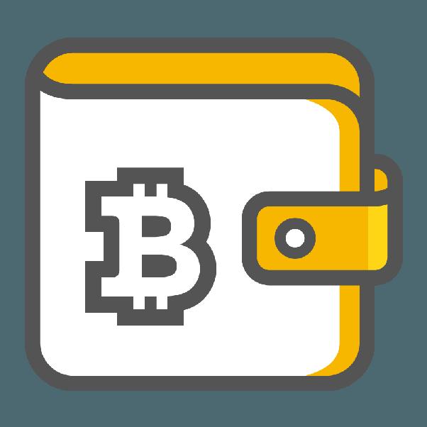Wallet clipart enough money. How does a bitcoin