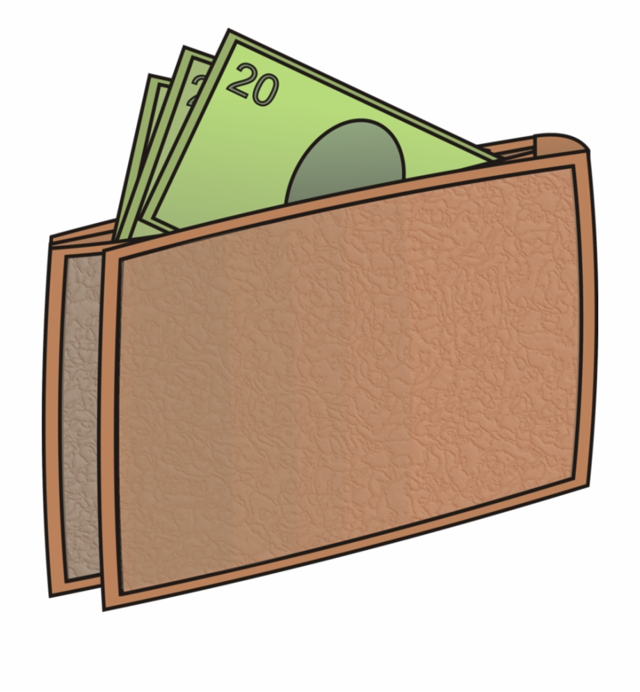 Wallet clipart full wallet. Money png in cash