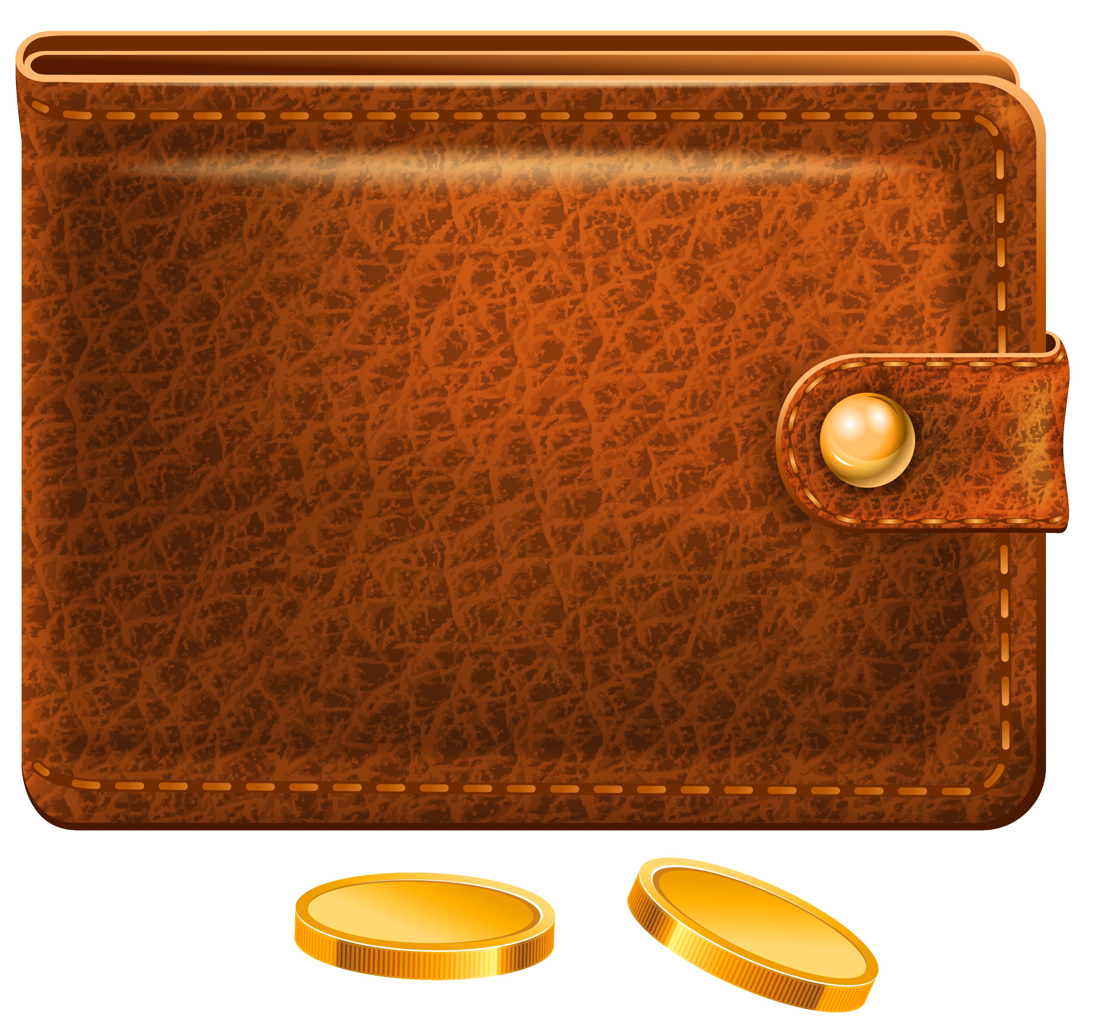 Clip art png transparent. Wallet clipart leather wallet