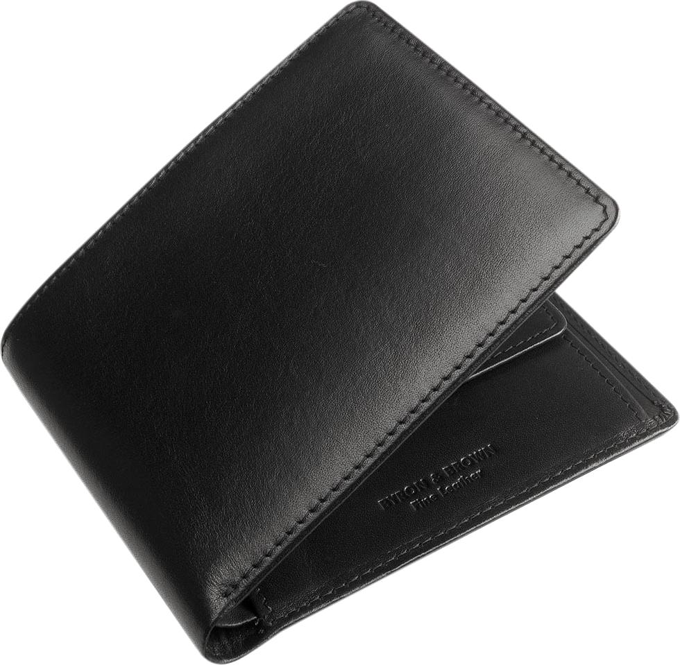Black png image . Wallet clipart leather wallet