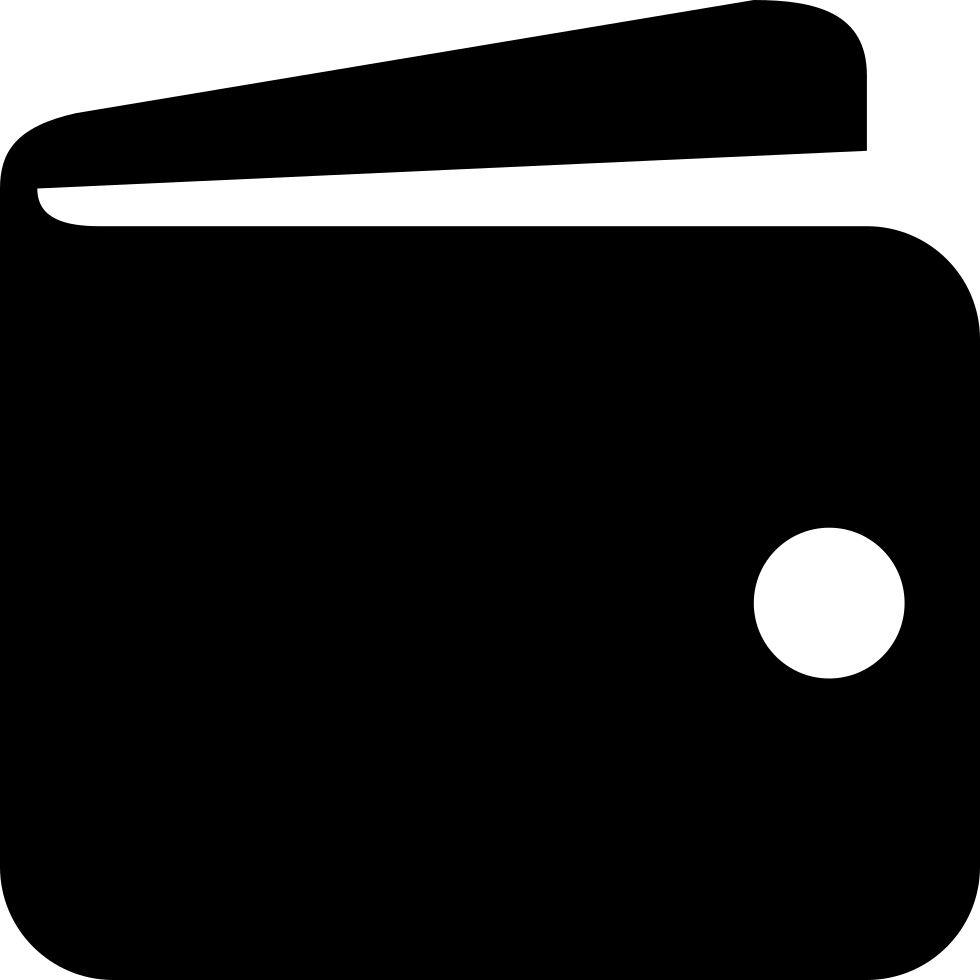 Wallet clipart lost wallet. Svg png icon free