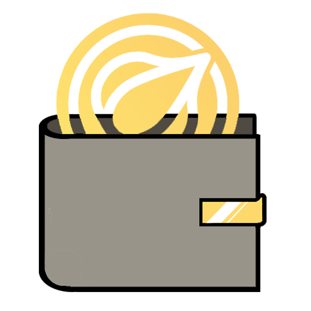 Wallet clipart mobile wallet. Github pauli garlicoin android
