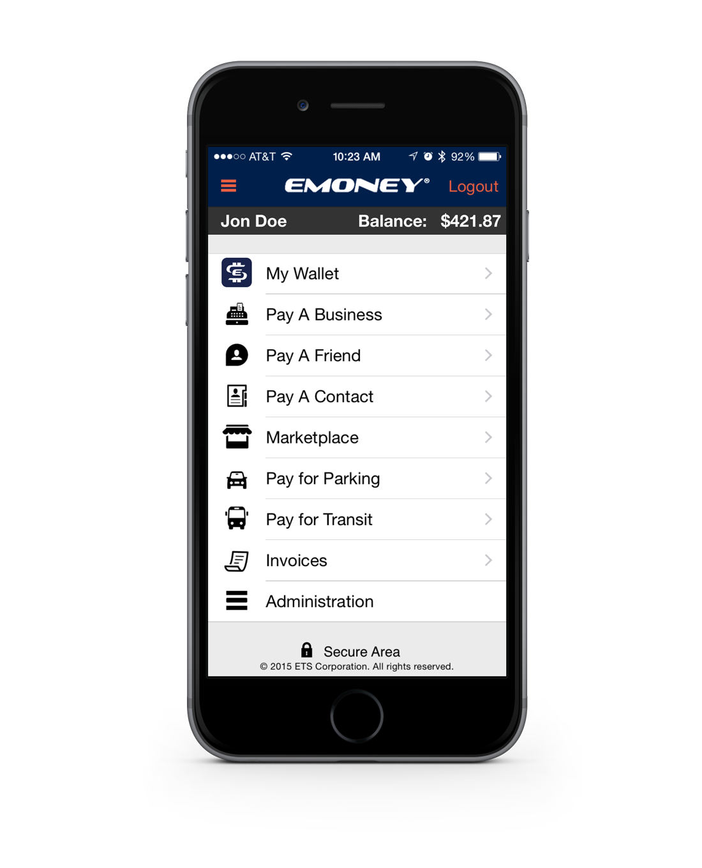Emoney emobile is the. Wallet clipart mobile wallet