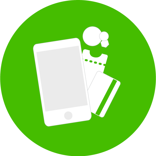 Wallet clipart mobile wallet. Crm green solutions