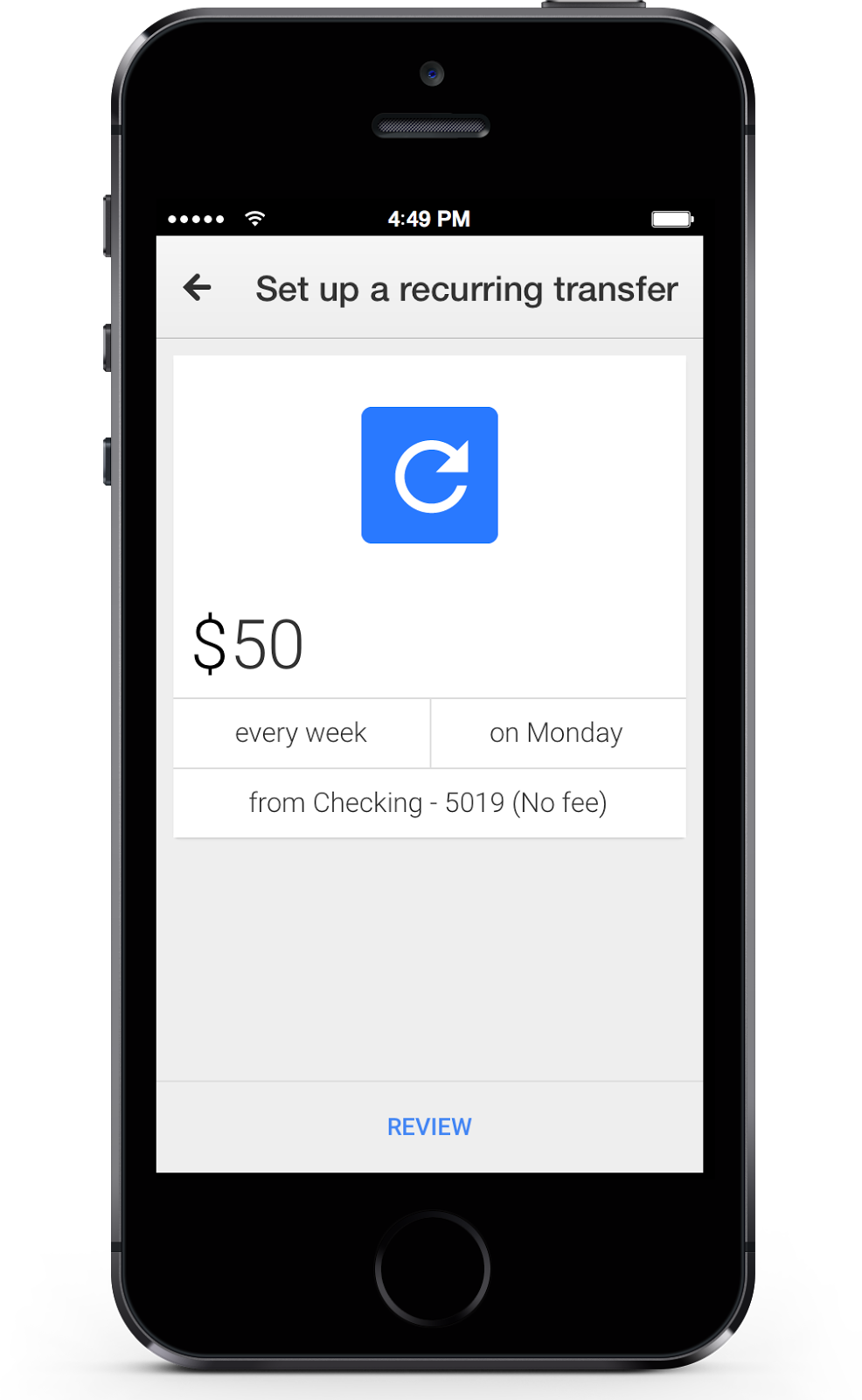 Google for ios updated. Wallet clipart mobile wallet